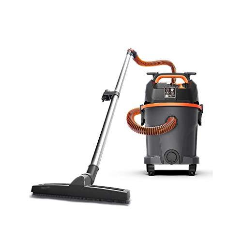 GNLIAN HUAHUA Vacuumas de Mano Húmedo y en seco Aspiradora |Multi Purpose 25L Wet Vac seco con soplador Toma de Fuerza for el hogar, Garaje Taller