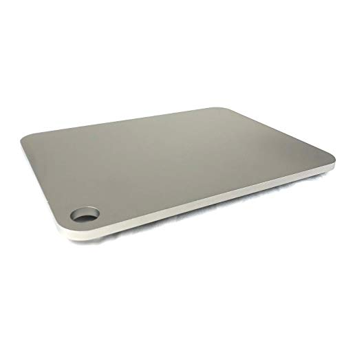 Conductive Cooking – Universal Cooking Steel Plate for Camping, Oven Cooking and Baking (3/8' Deluxe, 10'x13.5') - Made in USA
