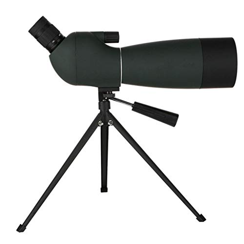 Best Buy! Monoculars, 25-75x70 Large-Caliber high-Magnification HD Landscape Bird Telescope Telescop...