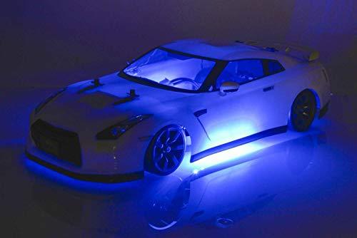Carson LED Leuchtstab Set blau, Tuningteil, Modellbau, Zubehör, 500906232