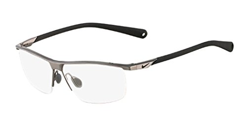estoy sediento Galleta Convertir  Nike 6055/2 Eyeglasses Color 245 Satin Walnut Teal- Buy Online in Antigua  and Barbuda at antigua.desertcart.com. ProductId : 13013284.