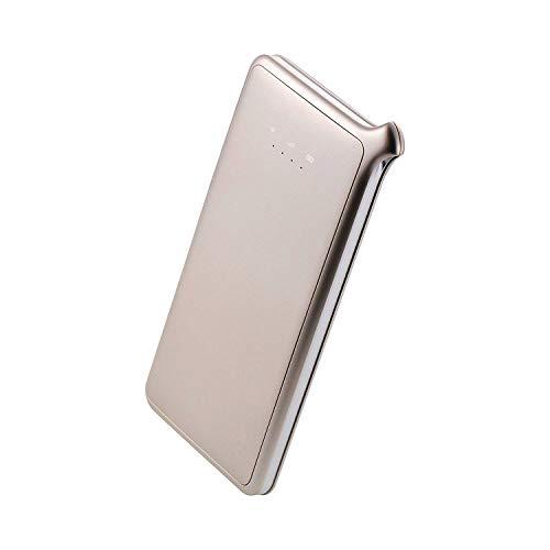GlocalMe U2S 4G LTE Mobiler WLAN Router, 4G LTE Router mit 1GB globalen Daten, Keine SIM-Karte nötig, Benutzerfreundliche App, Internationaler Hotspot für 144 Länder (Gold)