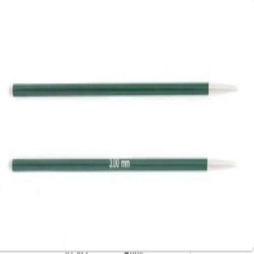 KNITPRO KP47511 Stricknadeln: Rund: austauschbar: Normal: Zing: 3,00 mm, sortiert, 28cmx3