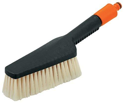 Gardena 984-20 984-20-Cepillo de Limpieza Cepillo rociador Grande, Negro