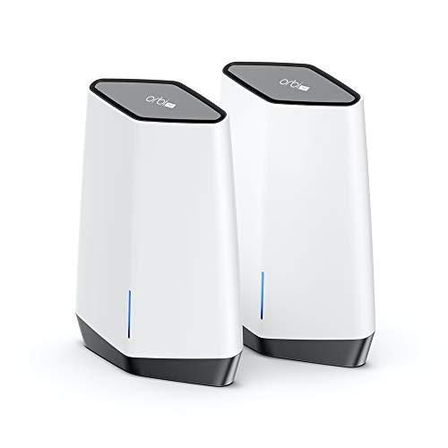 NETGEAR Orbi Pro WiFi 6 Tri-band Mesh System (SXK80)  ...