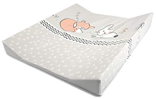 Wickelauflage Mulde, passend für Trend-Welt Wickeltischaufsatz 60 x 70 cm (Fuchs)