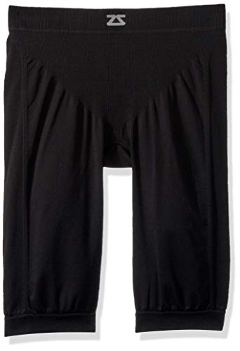 Zensah Performance Underwear - Compression Shorts - Prevent Chafing, Ultimate Comfort for Running, Basketball, Working Out Black