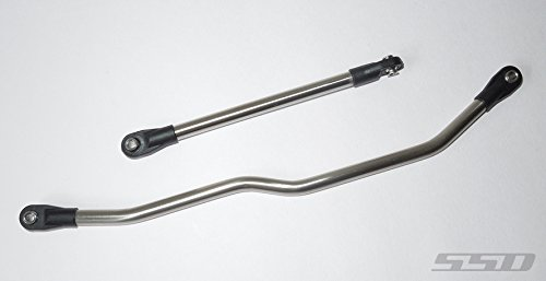 SSD M4 Titanium Steering Links for Wraith RR10 SMT10 SSD00155 Axial Link