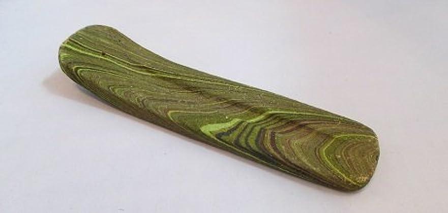 ひいきにするインペリアル以降カラーお香立て (緑)