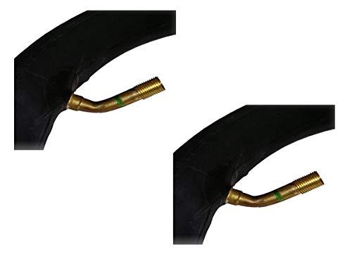 Aero Sport® Set x 2 Kinderwagen 45 Grad Ventil Butyl 12 x 1,75/2,125 Innenschläuche