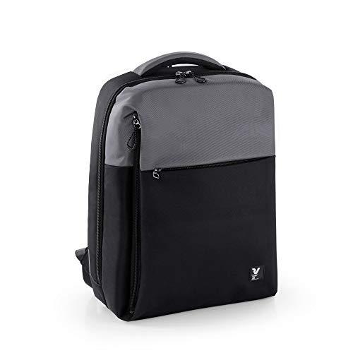 Roncato Rucksack Mit Laptop 15.6' Tablet Halter 10' Parker - Handgepäck cm. 41 x 30 x 13 Fassungsvermögen 16 L2 Jahre Garantie