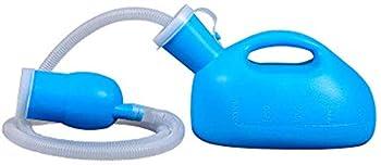 smzzz Bouteille urinoir Voyage Urine Potty Pee Portable Bottle Men Collector Etanche Chambre urinaire Soins Infirmiers à Domicile pour Camping Car 2000 ML