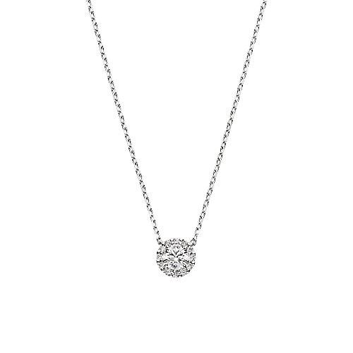 [ヴァンドーム青山] ダイヤモンド 0.21ct プラチナ Pt950 ネックレス APVN187343DI
