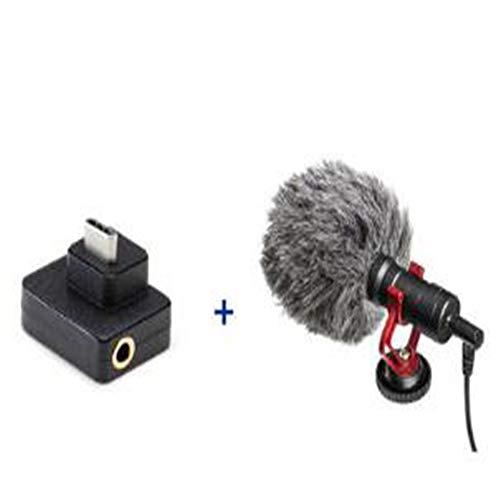 pas cher un bon Microphone NBZLY SLR, interface de conversion sonore, amortisseur, caméra vidéo,…