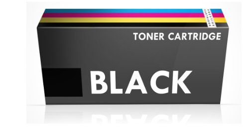 Compatible Laser Toner Cartridge for Dell 1600, 1600n - BLACK