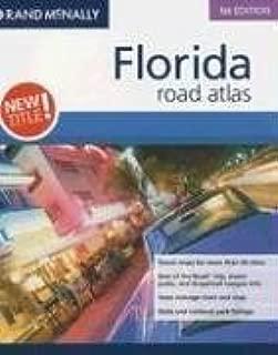 Rand Mcnally 2007 Road Atlas Florida