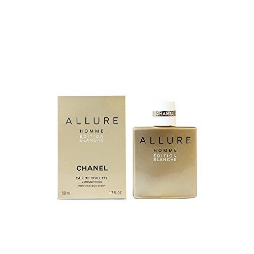 Chanel ALLURE HOMME Ã%DITION BLANCHE edp vaporizador 50 ml