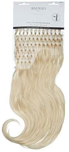 Balmain Fill-In Extensions Echthaar 100 Stück, 40 cm Länge, Nummer 10A Ash Blond, 0.09501 kg, 8719638144698