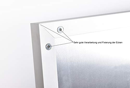 INFRAROT-HEIZUNG 600W- 60×100 cm-Bild-Heizung Heiz-Panel Elektro-Heizung Heiz-Körper Heiz-Strahler Heiz-Platte Strahlungsheizung Flach Zertifikate TÜV GS ROHS SAA CE-Garantie 5 Jahre Bild 4*