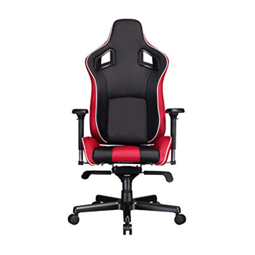 Gaming chair computer chair game gaming chair ergonomic chair office chair boss chair swivel chair computer chair home chair gaming chair white-red chair gaming white