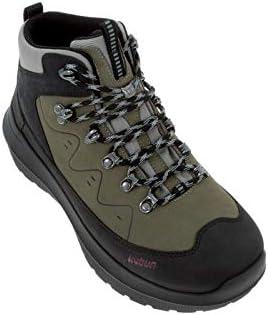 kybun Men's Säntis 20 Fashionable Footwear Nubuck Black Leather Ranking TOP4