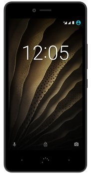 BQ Aquaris U - Smartphone de 5'' HD (Wi-Fi, Bluetooth 4.2, GPS/Glonass, 16 GB de Memoria Interna, 2 GB de RAM, Android 6.0.1 Marshmallow, NFC, 13MP/5MP, 4G,LiPo 3000 mAh), Color Negro