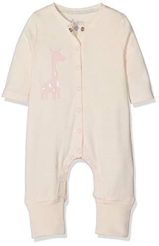 Sigikid Baby-Mädchen Overall, New Born Strampler, Rosa (Peach Skin 628), (Herstellergröße: 62)