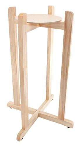 Bluewave Lifestyle Floor Wood Stand Natural Varnish, 27