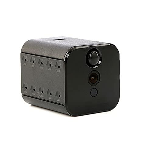 CHENPENG Mini cámara espía HD 1080P, cámara inalámbrica WiFi para niñera con visión Nocturna y detección de Movimiento para vigilancia de Seguridad en el hogar, Monitor de bebé