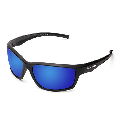 Mens Sunglasses Polarized Sports Driving Fishing Shades