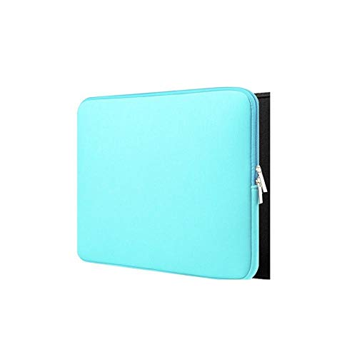 Soft Tablet Sleeve For Macbook Air Pro Hp Dell Ipad Sleeve Case Full Cover Laptop Sleeve Cases Green 15 inch