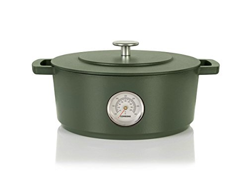Dutch Oven Thermometer 28CM Green