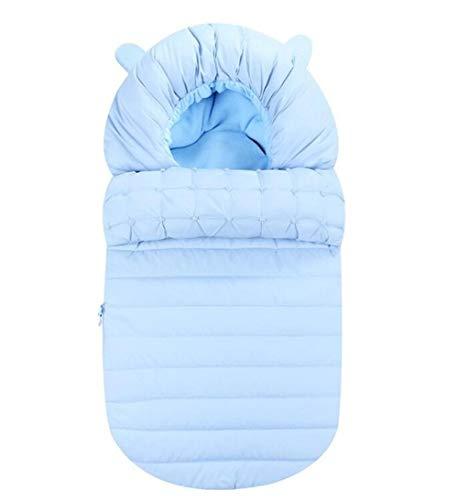 Zijden Baby Slaapzak Winter Envelop Voor Pasgeborenen Slaap Thermische Zak Katoen Kids Slaapzak In De Vervoer