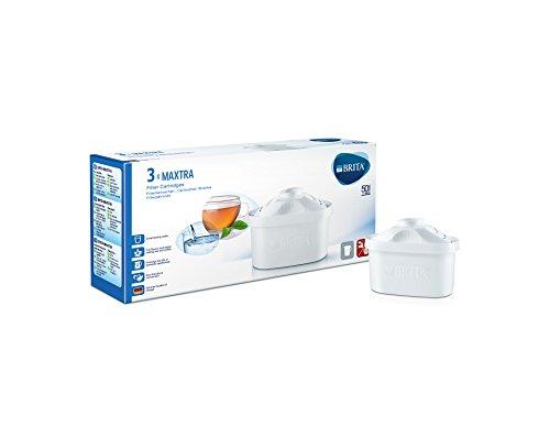 BRITA Maxtra-Filtro para Agua (3 Unidades), Paquete de 3
