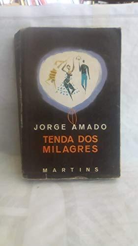 Tenda dos milagres Coleção obras ilustradas de Jorge Amado vol. XVII