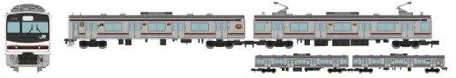 トミーテック ジオコレ 鉄道コレクション JR 205系 600番代 日光線 4両セット ジオラマ用品 (メーカー初回受注限定生産)