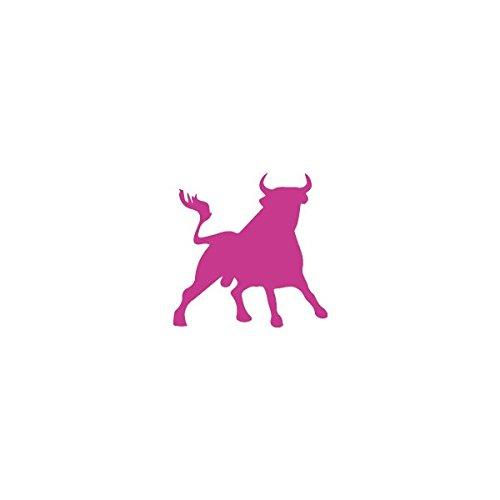 Pegatina Toro Toro España Stickers Adhesif rosa: Amazon.es: Coche y moto