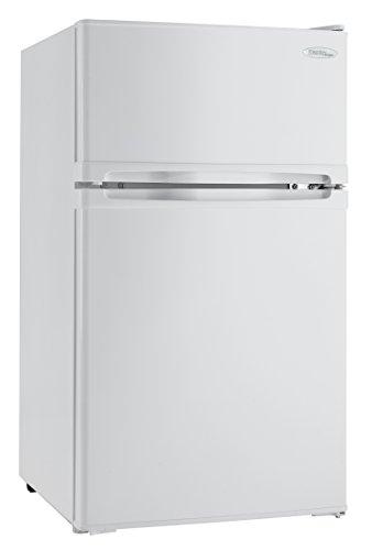 Danby DCR031B1BSLDD 3.1 cu. ft. 2 Door Compact Refrigerator, White