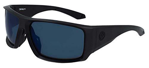 Dragon Sonnenbrille DR Equinox X LL 006 Mattschwarz/LL Gun Blue ION