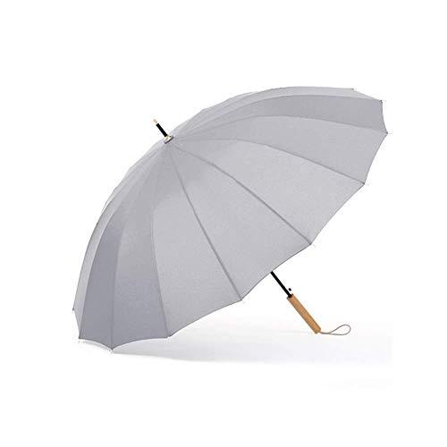 Paraguas, Paraguas a prueba de viento paraguas largas de 16 huesos 190t...