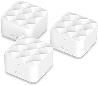 NETGEAR Orbi RBK13 Mesh Wi-Fi System - 3 Pack, MU-MIMO, Dual-Band AC1200, Circle with Disney Smart Parental Controls