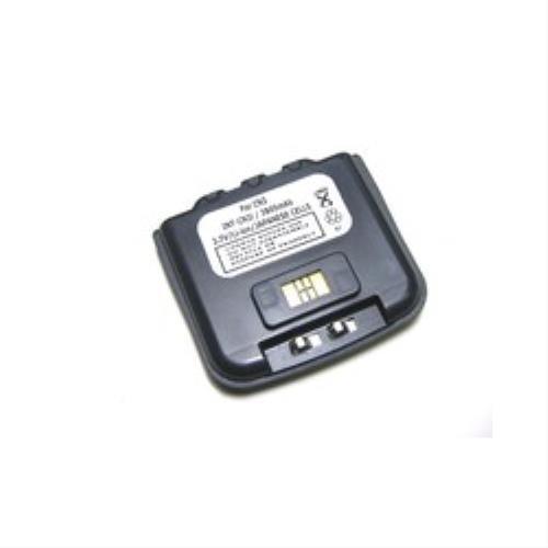 Intermec Battery Pack Lithium-ION (Li-ION) Rechargeable Battery – Rechargeable Batteries (Lithium-ION (Li-ION), Black, Intermec CN3)