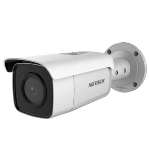 Hikvision DS-2CD2T86G2-2I (4 mm) IP Bullet 4K Ultra HD Cámara de Vigilancia EXIR con Filtro de Alarma