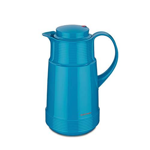 ROTPUNKT Isolierkanne 320 Katrin 1,0 l | Zweifunktions-Drehverschluss | BPA...