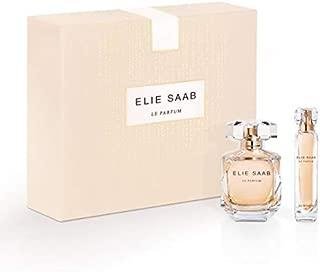 Le Parfum by Elie Saab for Women - Eau de Parfum, 90 ml Set of 2