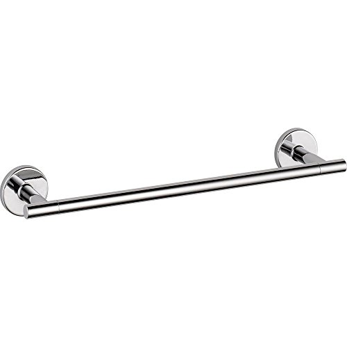 Delta Faucet 75912 Trinsic 12-Inch Hand Towel Bar, Polished Chrome