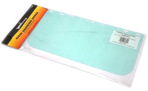 Forney 58602 Grinding Shield Replacement, Clear. Buy it now for 10.00