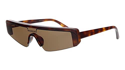 Gafas de Sol Balenciaga BB0003S HAVANA/BROWN 99/1/140 unisex