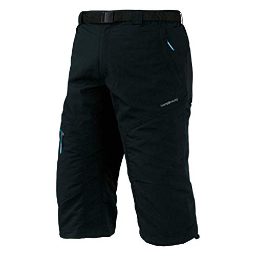 Trango Brood Sn Corsaire 3/4 Homme, Negro/Negro, FR : M (Taille Fabricant : M)
