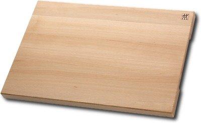 Zwilling Schneidbrett, Massive Buche, Holz, Braun, 60 x 40 x 3.5 cm
